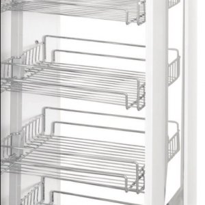 Telescopic Standart Wire Pantry Group